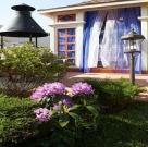 Пурпурный дворец. Беседка с террасой для дикого сада 7